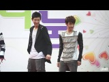 [FANCAM] 130524 EXO-K @ Love Sharing Concert - Angel - (Chanyeol & d.o. focus)